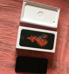 iPhone 6s 64gb Отличное состояние