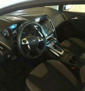 Автомобиль форд фокус 3
