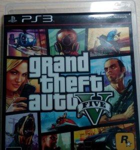 Игра Grand Theft Auto 5