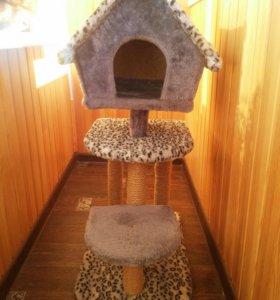 Кошкин дом когтеточка
