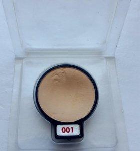 Матовые тени для глаз Pupa