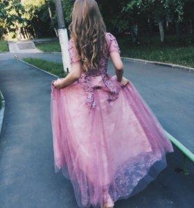 Вечерние платье/платье на выпускной