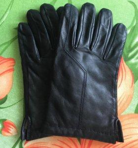 Перчатки мужские, ELEGANZZA, натуральная кожа.
