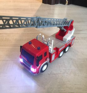 Пожарная машина 🚗