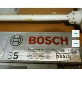 Б/У аккумулятор bosch S5