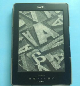 Электронная книга Kindle Amazon 5