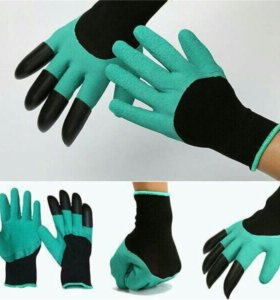 Перчатки для дачи