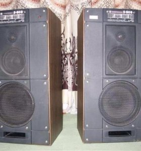 Колонки s50 radiotehnika