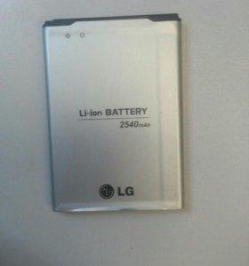 Аккумулятор LG   BL-54SG