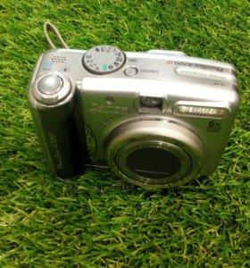 Фотоаппарат Canon PowerShot A720
