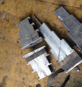 Деталь для обмотки электродвигателя