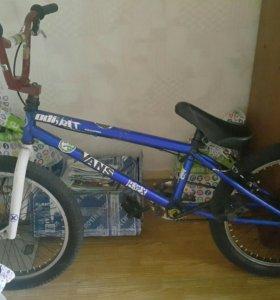 Велосипед BMX KRIIT Срочно!!!