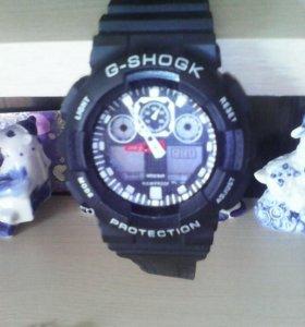 Часы G-SHOGK( возможен обмен на колонку типа JBL)