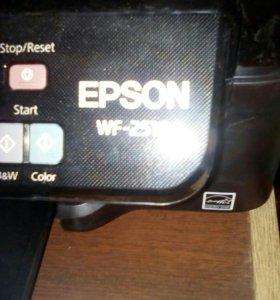 Printer Epson wf-2510