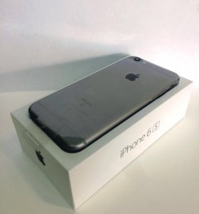 Apple iPhone 6s 16Gb. Space Gray. New