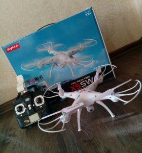 SYMA | X5SW Квадрокоптер с камерой WiFi