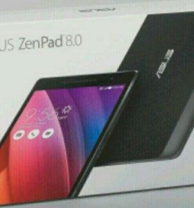 ZenPad 8.0 на гарантии Asus