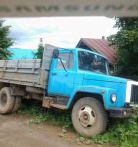 Газон бортовой 3307