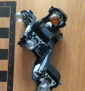 Задняя оптика BMW E-60
