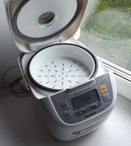Мультиварка/Пароварка Panasonic SR-DY181WTQ