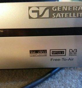 Спутниковый ресивер GT FTA 7001S