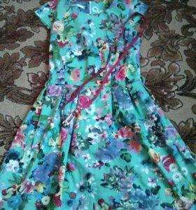 Платья летняя новая