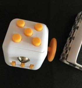 Набор Антистресс кубик+спинер