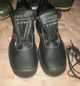 """Ботинки рабочие """"Giasco"""" verdi s2 italy"""