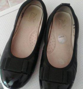 Туфли Ralf на девочку