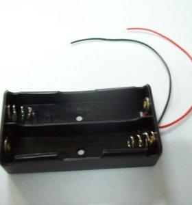 Отсек для 2 батареек ААА