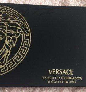 Палетка теней Versace