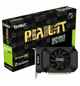 Видеокарта PALIT Geforce GTX1050 StormX