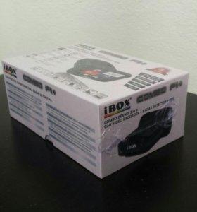 Комбо-устройство 3-в-1 IBOX COMBO F1