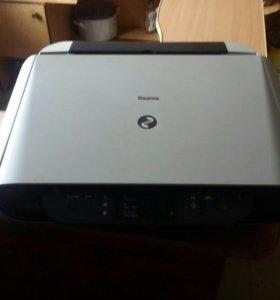 Принтер, копир, сканер