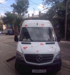 Заказ микроавтобуса и автобуса от 20-35 мест