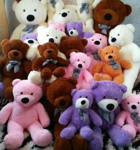 Мягкие игрушки/Плюшевые медведи
