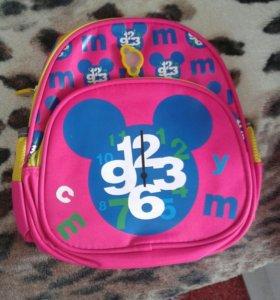 Детский рюкзак. Новый .