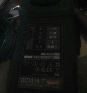 Зарядное устройство Макита на 14.4 в