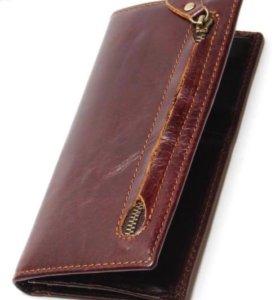 Кошелёк / бумажник / портмоне мужское