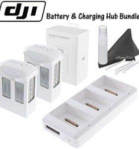 Dji Intelligent Flight Battery HUB/хаб для зарядки