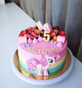 Торт-Пони