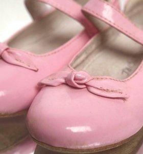 Туфли детские LIVELYGIRL