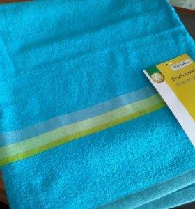 Новое пляжное полотенце