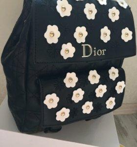 Рюкзак женский. Dior