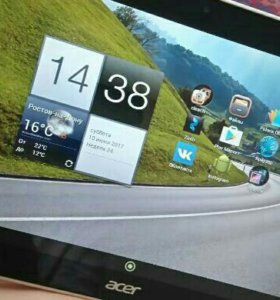 Планшет Acer Iconic tab a 210