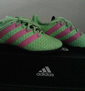 Adidas. Бутсы, шиповки, сороконожки,футзалки новые