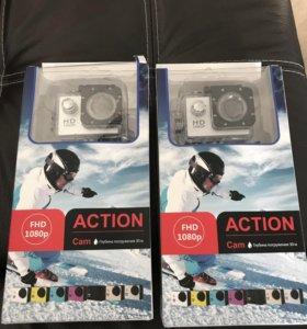 Новые Экшн-Камера full hd 1080p