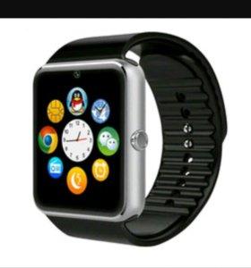Электронные часы-телефон