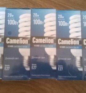 Лампочки camelion
