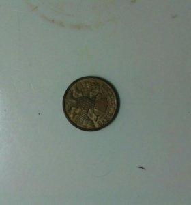Монета 1992..